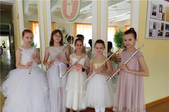 Учащиеся Алатырской детской школы искусств – победители и призёры IV Всероссийского конкурса «Услышать музыку»