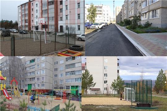 В этом году в Алатыре продолжится работа по благоустройству дворовых территорий