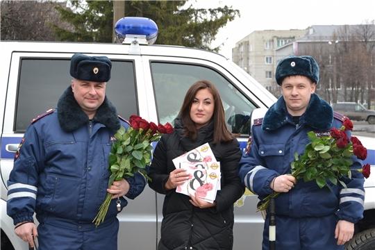 В Алатыре прошла акция «Цветочный патруль»