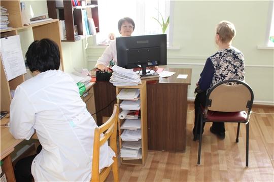 г. Алатырь: около 80 человек проверили своё здоровье в Единый день диспансеризации