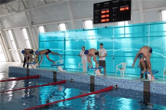 Алатырские пловцы – в числе лучших в республике