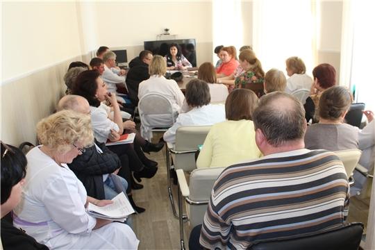 В Алатырской ЦРБ готовы к появлению больных с коронавирусом