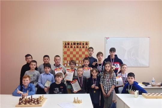В Алатыре прошёл шахматный турнир среди школьников