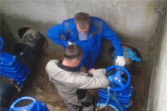 г. Алатырь: 26 марта с 8:00 до 20:00 в микрорайонах Западный и Бугор будет отключено холодное водоснабжение