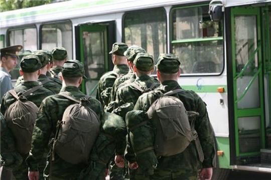 Из Алатыря и Алатырского района в ходе весеннего призыва служить отправятся порядка 60 человек