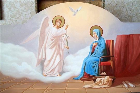 Православные верующие празднуют сегодня Благовещение