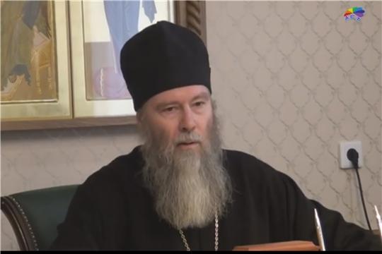 Обращение к прихожанам епископа Алатырского и Порецкого Феодора