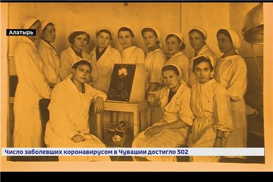 В Алатыре вспоминают вклад врачей в дело Великой Победы