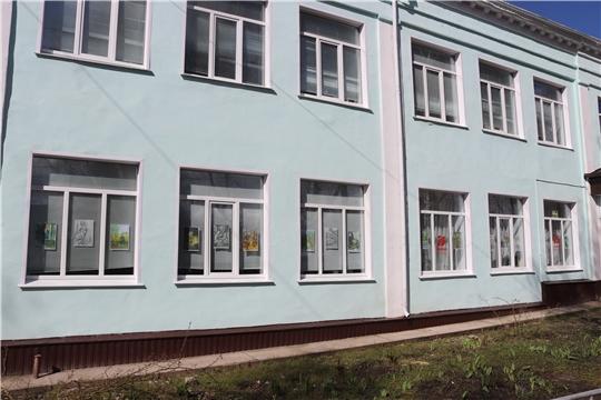 Алатырцы принимают участие во Всероссийской акции «Окна Победы»