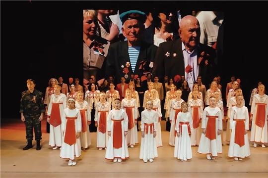 Сегодня песня «День Победы» впервые прозвучит на чувашском языке
