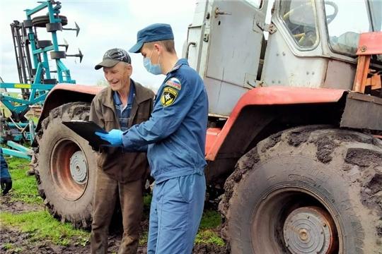 В Алатыре и Алатырском районе проходят профилактические рейды на сельскохозяйственных предприятиях