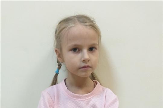 Жительница Алатыря, воспитанница детского сада «Светлячок» Дарья Ведяшёва – победитель республиканского конкурса детских рисунков