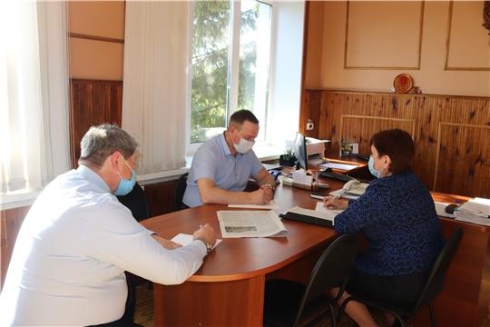 На вопросы, касающиеся перепрофилирования роддома, жителям Алатыря ответило руководство города