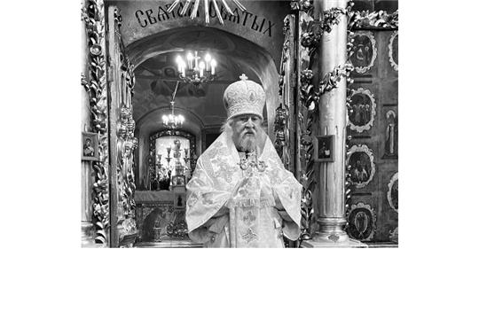 Алатырь вместе со всей республикой глубоко скорбит по поводу кончины митрополита Чебоксарского и Чувашского Варнавы