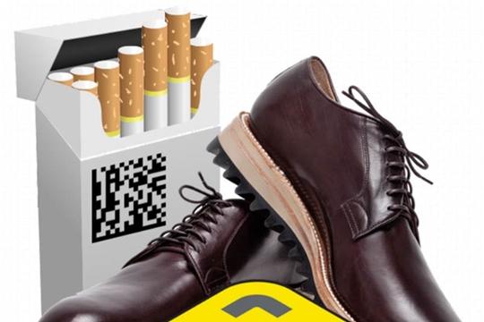 1 июля вступает в силу запрет на оборот немаркированных средствами идентификациитабачной продукции и обувных товаров