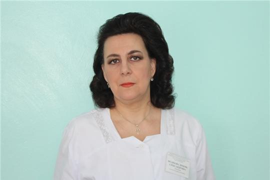 Герои нашего времени: заведующий терапевтическим отделением Алатырской центральной районной больницы Любовь Федякова