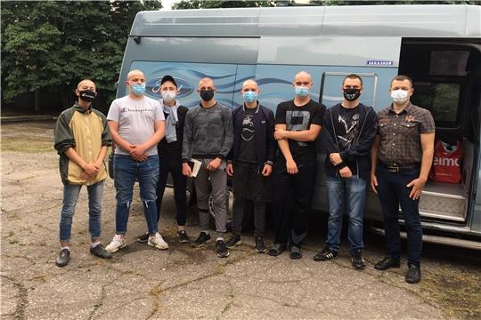 Первых новобранцев из Алатыря и Алатырского района отправили на военную службу