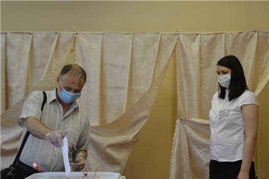 г. Алатырь: идёт шестой день общероссийского голосования по поправкам в Конституцию РФ