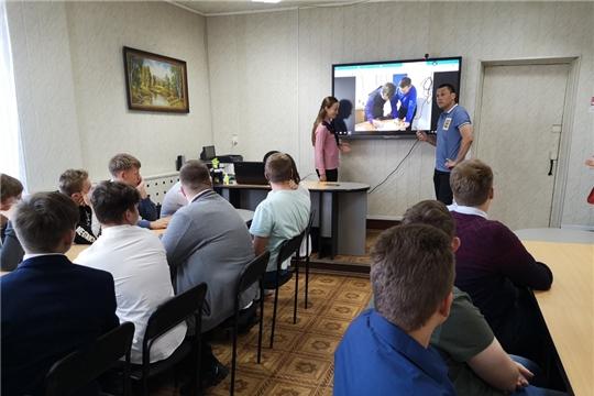 Первый в Чувашии мобильный технопарк «Кванториум» начинает свою деятельность