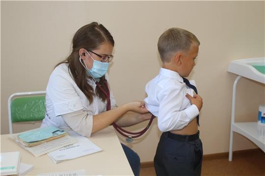 В алатырскую детскую поликлинику пришёл на работу молодой врач-педиатр