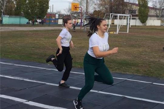 Первый этап Всероссийского физкультурно-спортивного комплекса «ГТО» среди школьников в Алатыре