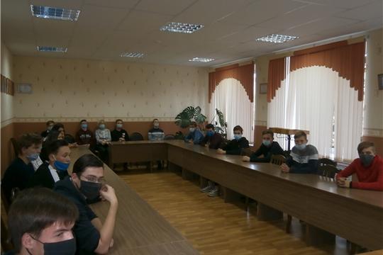Информационные дни в учебных заведениях Алатыря