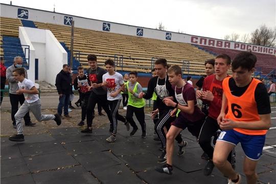 Фестиваль Всероссийского физкультурно-спортивного комплекса «ГТО» среди школьников в Алатыре