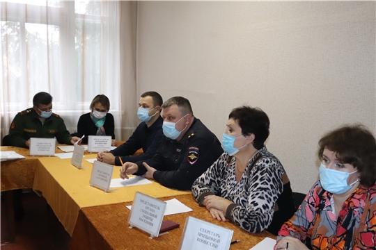 В Алатыре состоялось заседание призывной комиссии