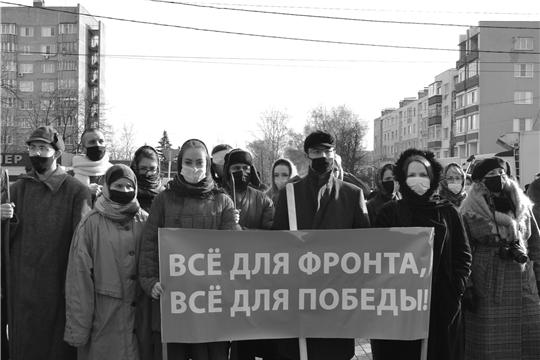 В Алатыре дан старт марафону мероприятий, которые пройдут в рамках Года, посвящённого трудовому подвигу строителей Сурского и Казанского оборонительных рубежей