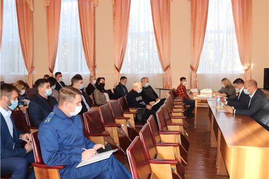 Второе заседание Собрания депутатов города Алатыря