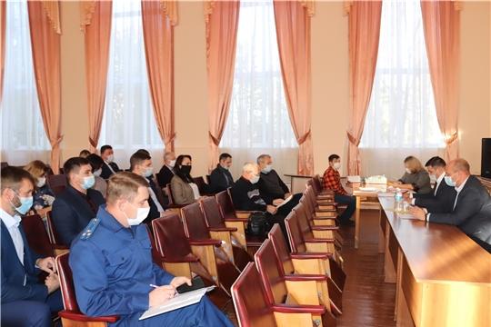 Состоялось второе заседание Собрания депутатов города Алатыря VII созыва