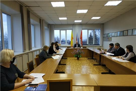 Состоялось заседание балансовой комиссии
