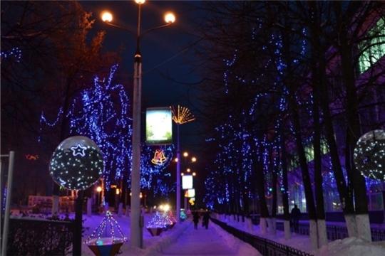 Приглашает к участию новогодний конкурс на лучшее световое оформление «Огни родного города»