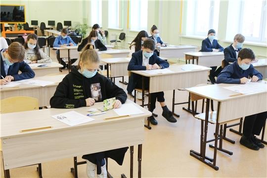 В столичных школах продолжается муниципальный этап Всероссийской олимпиады школьников