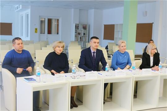 Чебоксары делятся опытом с коллегами из других регионов