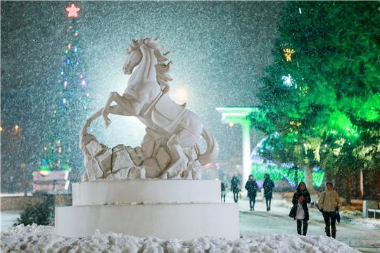 Более 16 тысяч туристов посетили Чебоксары в период новогодних праздников