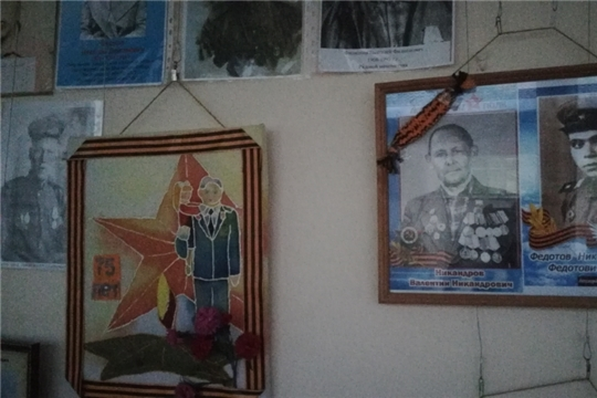 «Салют, Победа!»: в чебоксарских школах реализуются проекты, посвященные 75-летию Победы в Великой Отечественной войне