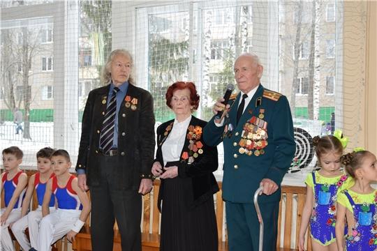 Год памяти и славы торжественно открыт в Московском районе г. Чебоксары