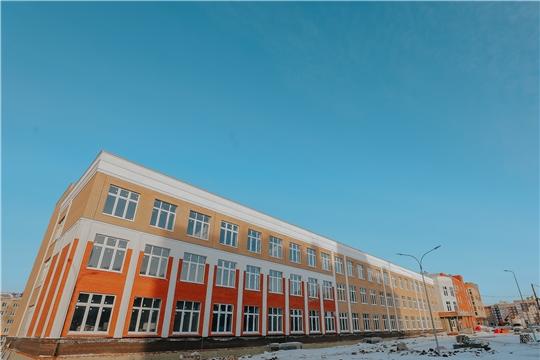 В штабе на строительстве школы в Новом городе обсудили рабочие вопросы