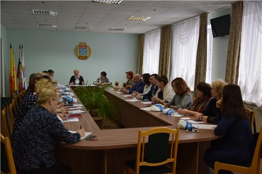 В Московском районе г. Чебоксары обсудили актуальные вопросы празднования знаменательных дат