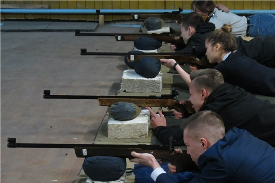 В Ленинском районе продолжаются мероприятия в рамках месячника оборонно-массовой, военно-патриотической и спортивной работы