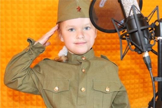 В столичных детских садах стартовал конкурс «Поклон тебе, солдат России!», посвященный празднованию 75-й годовщины Победы в ВОВ