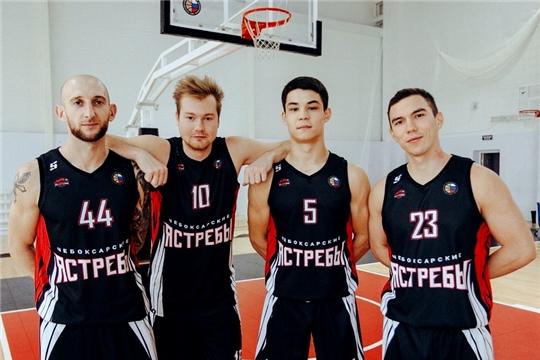 Волевая победа: баскетбольный клуб «Чебоксарские ястребы» дважды переиграл команду «Арсенал»