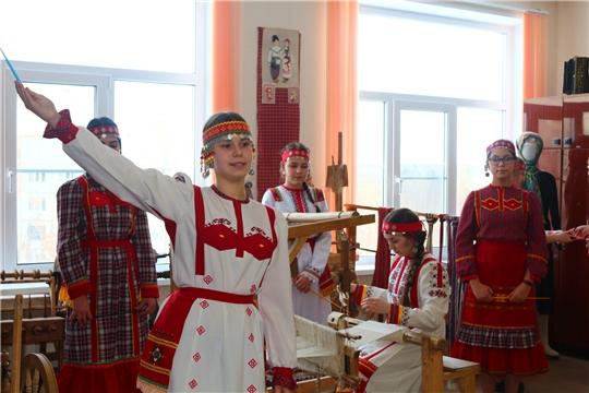 Навстречу 100-летию Чувашской автономной области: в чебоксарских школах успешно реализуется проект «Мой край – моя Чувашия»
