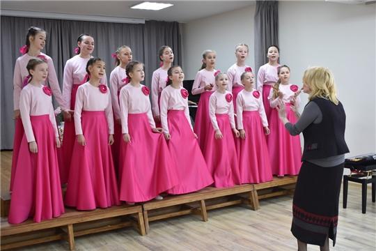 В Академии искусств прошёл V Межрегиональный детско-юношеский фестиваль-конкурс вокально-хорового исполнительства «Звонкие голоса»