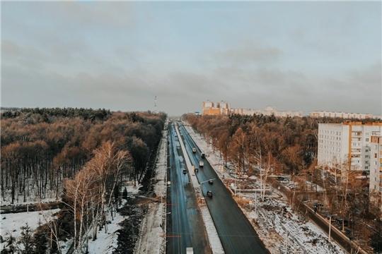 С 15 февраля участок дороги на проспекте И.Яковлева закроется на пять дней