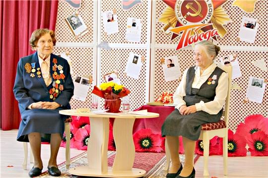 Мы память бережно храним: в детских садах города Чебоксары проходят встречи с ветеранами Великой Отечественной войны 1941-1945 гг.