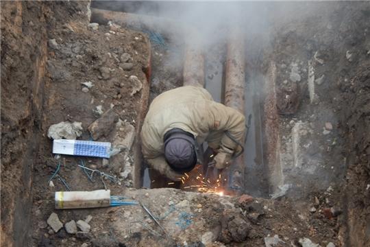 Об ограничении подачи энергоресурсов 14 февраля в г.Чебоксары