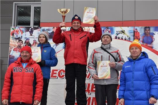 Московский район г. Чебоксары – абсолютный чемпион Чувашии по лыжным эстафетам