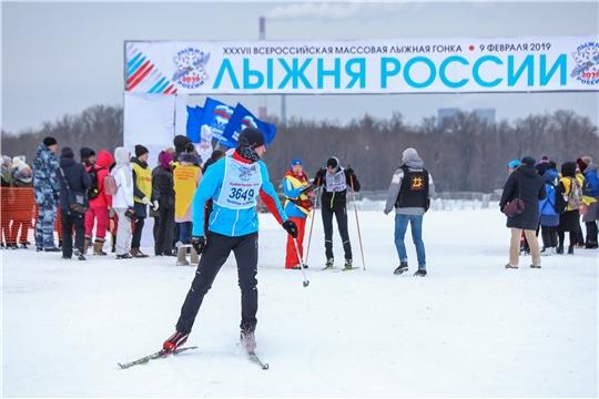 До места проведения «Лыжни России» в Чебоксарах администрация города организует бесплатный трансфер